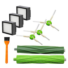 9 Pcs Cleaning Main Side Brushes Filters For IRobot Roomba I7 E5 E6 Series Vacuum Cleaner Household Replacement Part