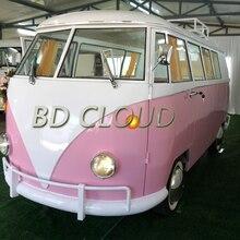 Самая популярная еда тележка/трейлер и грузовик с прокатанной жареной мороженого машина для оптовой продажи