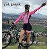 Aofly longo mangas compridas camisa de ciclismo skinsuit 2020 mulher ir pro mtb bicicleta roupas opa hombre macacão almofada rosa skinsuit macaquinho ciclismo feminino manga longa roupas com frete gratis macacao ciclis 11