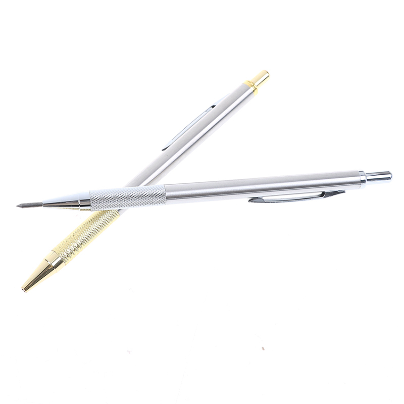 1PC Carbide Scriber Hard Metal Tile Cutting Machine Lettering Pen Engraver Glass Knife Scriber Cutting Tool Diamond Glass Cutter