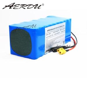 Комплект литиевых батарей AERDU 36 В 11,6 Ач 10S4P 18650 для LG MG1 250 Вт-750 Вт, электровелосипеда, электромобиля, мотоцикла, скутера