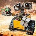 Disney Star Serie Wars WAND E Die Roboter 16003 687Pcs Ideen Modell Gebäude Kits Blöcke Bricks Bildung Kinder Spielzeug geschenke