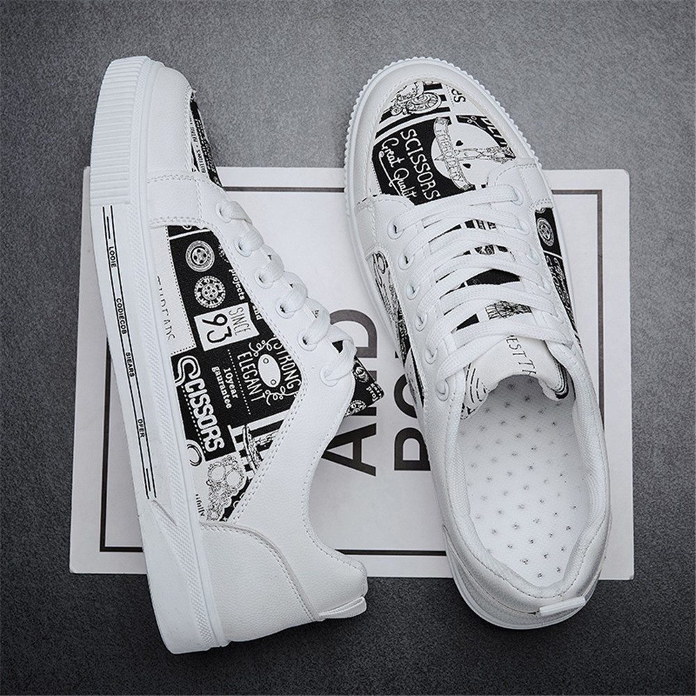 Stylish Men Skateboarding Shoes Breathable Men Sneakers Zapatos Hombre Outdoor Comfortable Canvas Walking Sport Shoes Chaussure