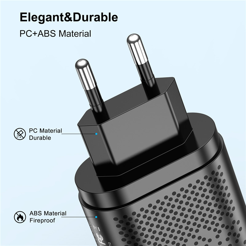 20 Вт USB Type C зарядное устройство для iPhone 12 Pro Max Mini Quick Charge 3,0 QC PD 20 Вт USB-C Быстрая зарядка дорожная Стена Для iPhone 12-1