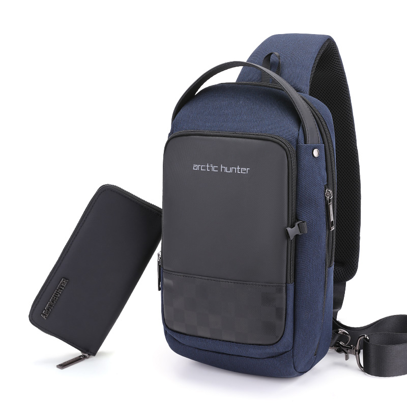 Blue add wallet