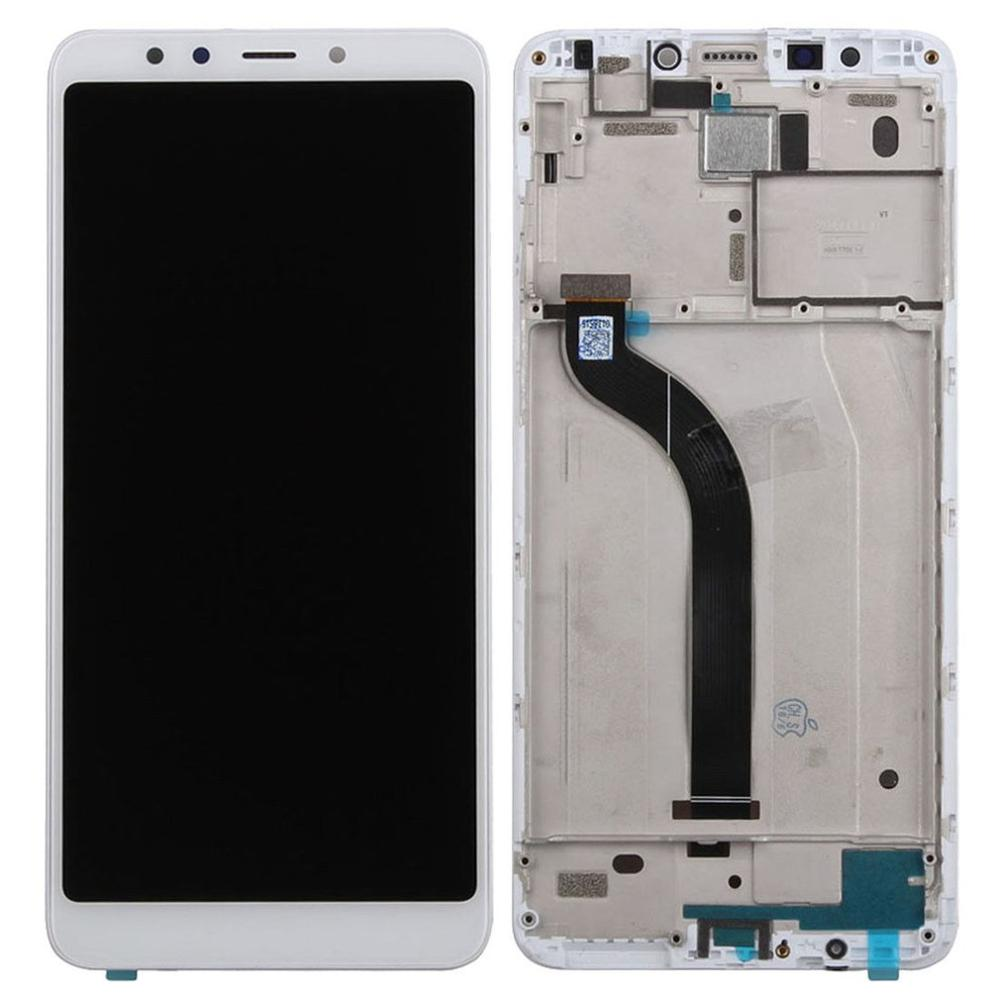 For Xiaomi Redmi 5 Glass LCD Display Touch Screen Assembly Panel Frame Screen Digitizer Replacement Part