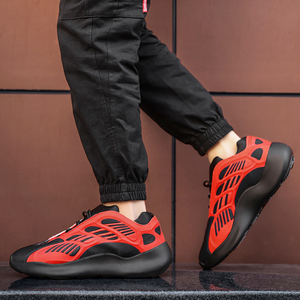 Image 3 - Mens lightweight running shoes shockproof breathable mens casual sports shoes increased walking fitness shoes Zapatillas mujer