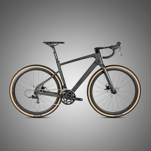 2020 New Carbon Fiber 22-Speed off-Road Vehicle Carbon Road Bike Carbon Road Bike Complete Road Bike with a Variety of Colors