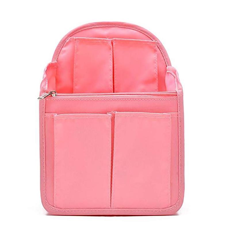 2019 Oxford Backpack Organizer Insert Bag Liner Bag Compartment Sorting Bag Travel Handbag Finishing Package