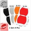 1 комплект = 4 шт. защитная пленка из углеродного волокна для дверных ручек  паста для защиты от царапин  защитная паста для экстерьера автомо...