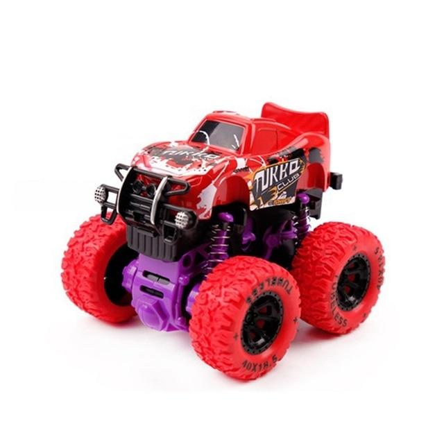 1 pièces Cool Suv voiture jouets russe concasseur camion véhicules Figure Suv jouet Blaze le monstre Machines cadeaux danniversaire pour les enfants