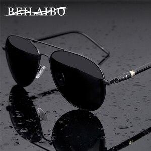 Image 1 - גברים של משקפי שמש מותג מעצב טייס מקוטב זכר משקפי שמש משקפיים gafas oculos דה סול masculino לגבר נהג משקפיים
