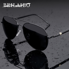 Mens Sunglasses Brand Designer Pilot Polarized Male Sun Glasses Eyeglasses gafas oculos de sol masculino For Man Driver Glasses