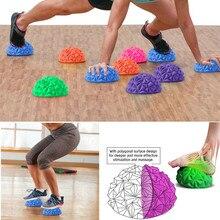 Массажер колючий массажный шарик ПВХ триггер для ног точка снятия стресса Массажер для йоги спорт фитнес рука мышцы расслабляющий мяч