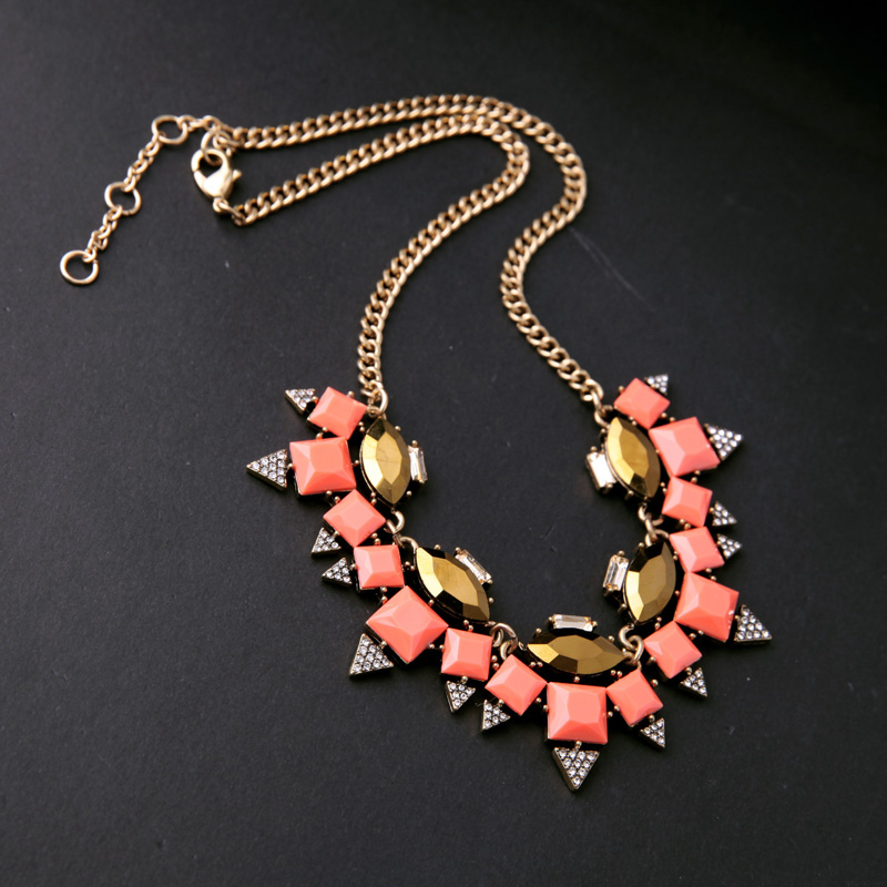 kissme Multiple-choice Statement Necklace For Women Big Discount Bohemia Style Sweater Necklace Fashion Jewelry Clearance Sale(China)