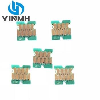 50pcs Ink Tank Chip for Epson SureColor T3000 T3070 T3200 T3270 T5070 T5200 T5270 T7070 T7200 Cartridge 1-Time Chip T6941-T6945
