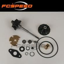 Вал турбокомпрессора и колесо+ Ремкомплект GT1749V 724930 756062 03G253014H 03G253014HX для Audi Seat Skoda VW 2.0TDI 140HP