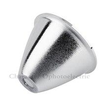 10 шт. алюминиевый отражатель чашки 5-10 Degreen для Cree XR-E/XM-L/XM-L2 Q5 T6 светодиодный фонарик