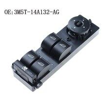 Для F* ord Focus MK2 C-MAX power Master Window Switch 3M5T-14A132-AG 3M5T14A132AG