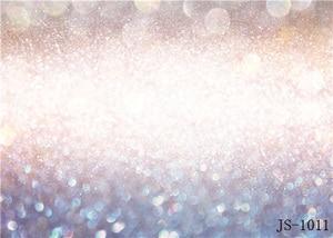 Image 2 - SHENGYONGBAO  Art Fabric Photography Backdrops Facula Light spot  Glitter theme Photo Studio Props Studio Background ZA19067 01