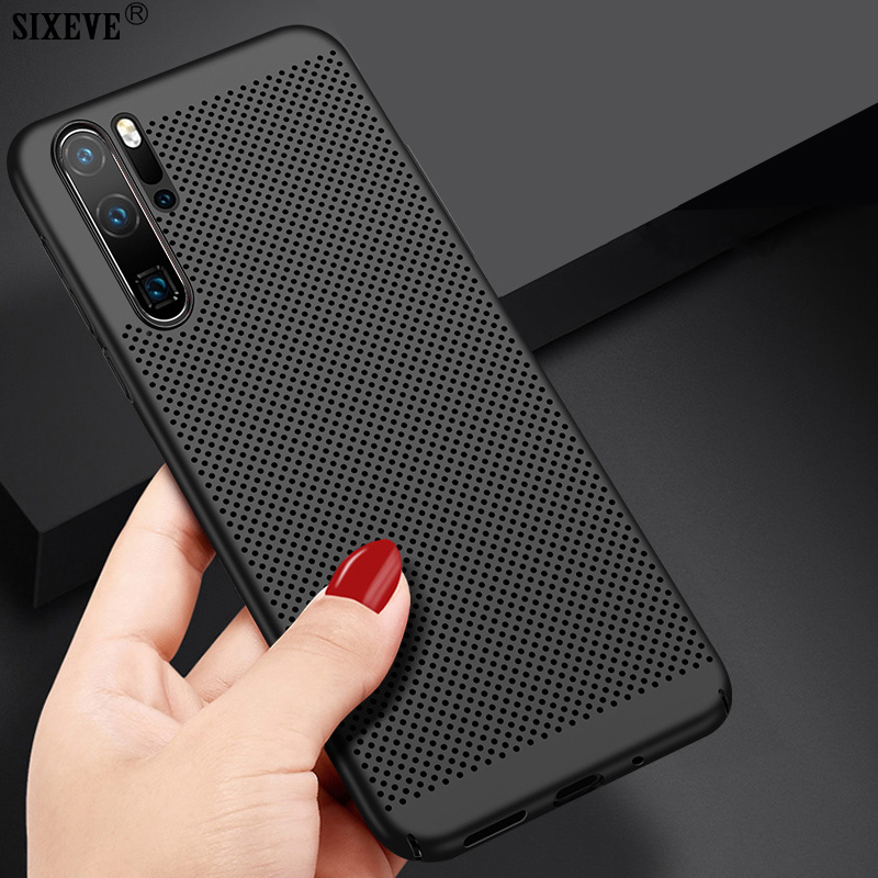 Luxury Mobile Phone Case For Huawei P10 P20 P30 Lite Mate 10 20 Pro Plus Nova 2I 3I 3E 4E 3 4 Coque Back Cover Hard Casing Etui