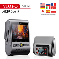 2019 NEW A129 Duo IR Front And Interior Dual Dash Cam 5GHz Wi Fi Full HD 1080P Buffered Parking Mode For Uber Lyft Taxi