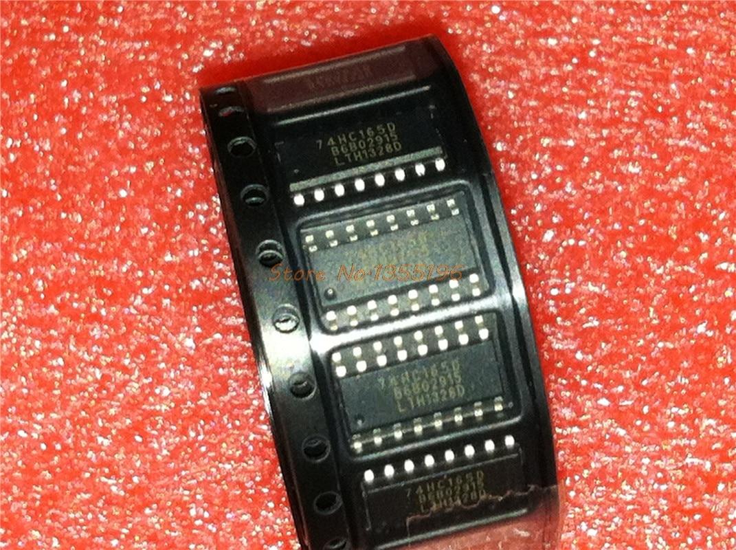 5Pcs 74HC165 74HC165D Logic-Shift Register SOP-16 Chip IC