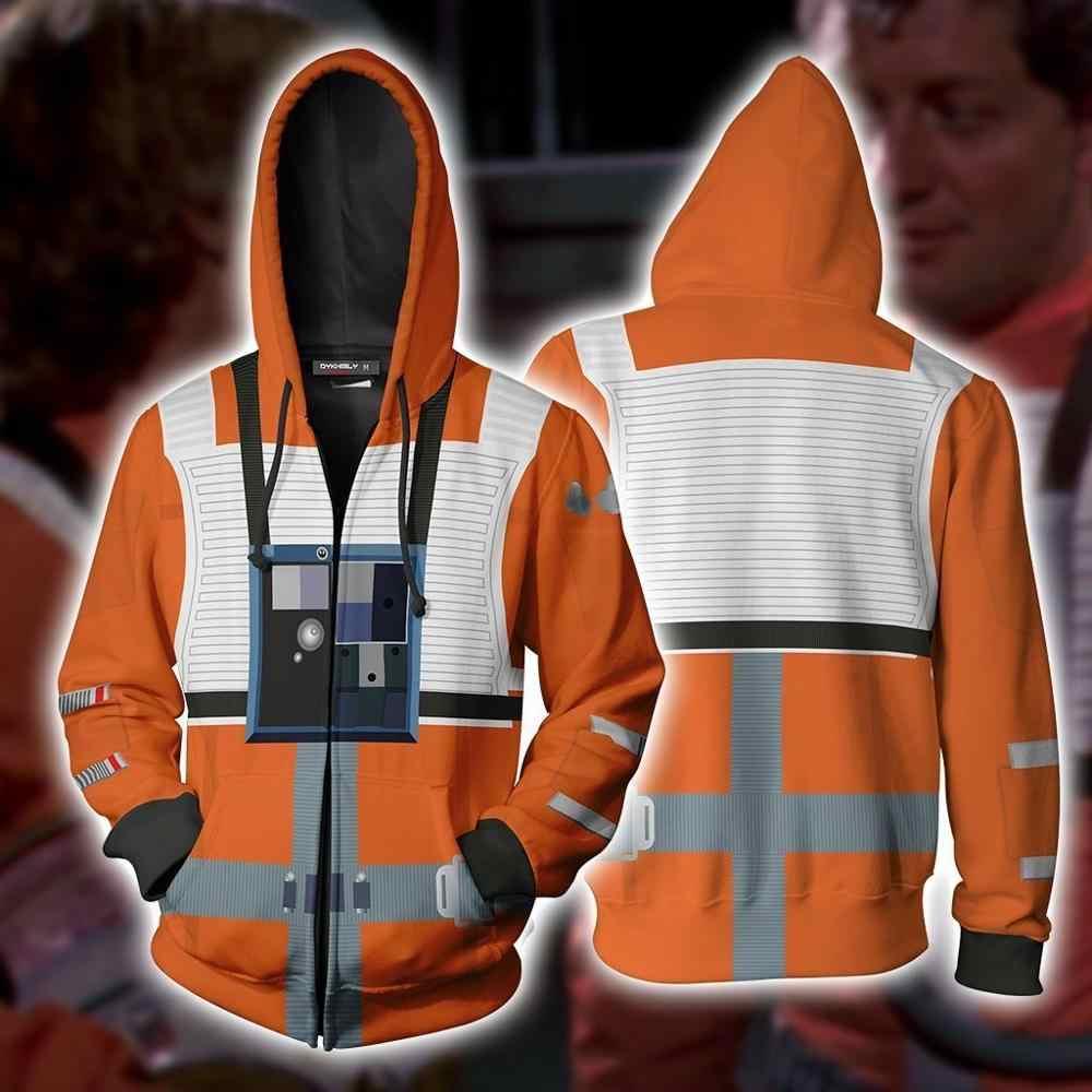 HOT TREND MOVIE 2020 Star Wars Darth Vader Men Women Sweatshirts Hoodie Cosplay