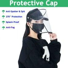 Защитный эпидемии CAPS анти-слюна пыли средства защиты шлема безопасности