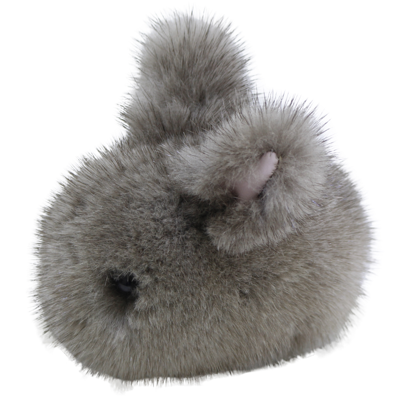 Copenhagen mink fur little jade rabbit doll pendant fashionable bag pendant cute rabbit key chain