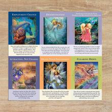 Oracle Cards 44PCS Angels Of Abundance Guidance Divination F