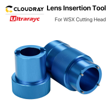 Ultrarayc Raytools Focusing Collimating Lens Insertion Tool Dia.30mm on 1064nm Fiber Laser Cutting Machine