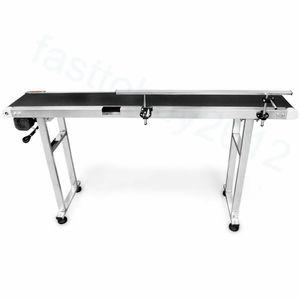 Image 3 - Speed Adjustable Automatic Conveyor belt for inkjet printer laser engraving machine for coding, LOGO 110 240V AC
