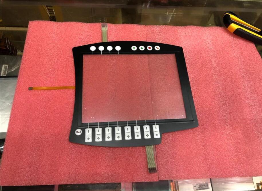 Для KUKA new C4 KRC KRC4 C4 00-189-002 00 KR-168-334 кнопочная панель + тачпад