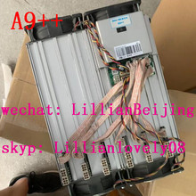 Used Innosilicon A9++ ZMaster 140k sol/s Equihash miner Zcash Mining machine A9++
