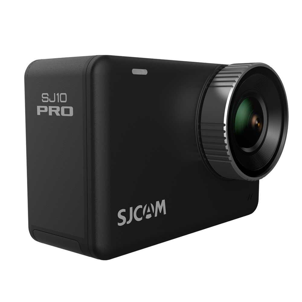 SJCAM SJ10 Pro Con Quay Hồi Chuyển EIS Supersmooth 4K 60FPS WiFi Điều Khiển Hành Động Từ Xa Camera 1300MAh Pin Ambarella H22 Chip 10M Cơ Thể Chống Nước DV