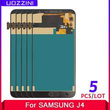 5 Pcs/Lots TFT Incell For Samsung Galaxy J4 J400 J400F J400G/DS SM-J400F LCD Display Touch Screen Digitizer Assembly Replacement