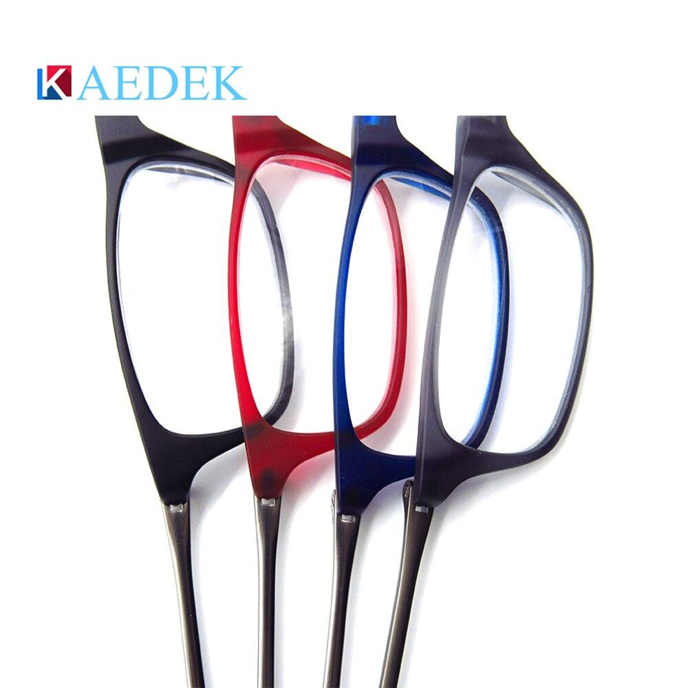 Unisex Foldable Magnetic Reading Glasses Men Women Adjustable Hanging Neck Folding Glasses Front Connect With Magnet Glasses