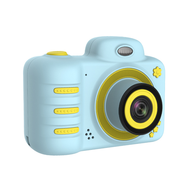 Ha2f68a67a48845f89ee31269e39fb7f2O Children Mini Camera Kids Educational Toys Camera for Children Birthday Gifts Digital Camera 1080P Projection Video Camera