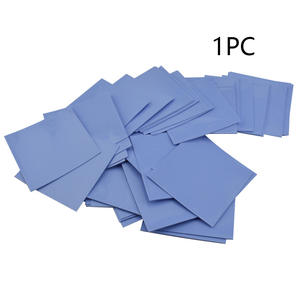 CPU Cooling Silicone-Pad Blue Films-Accessories Heatsink-Sheet Wear-Resistant Shock-Absorption