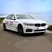 4Pcs/Set Car Smart Electric Suction Door Lock Soft Close Door Super Silence For BMW 1 2 3 5 Series X1 X2 X3 X4 X5 X6 2006-2019