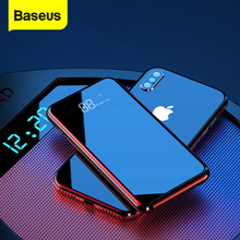 Baseus Portable Qi Wireless Charger Power Bank For iPhone 11