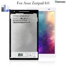 8-дюймовый ЖК-дисплей и сенсорный экран, дигитайзер, компоненты для Asus Zenpad 8,0 Z380 Z380KL Z380CX Z380C Z380M, бесплатная доставка