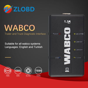 Image 1 - Russian warehouse WABCO DIAGNOSTIC KIT (WDI) WABCO Trailer and Truck Diagnostic Interface  Shipping Free