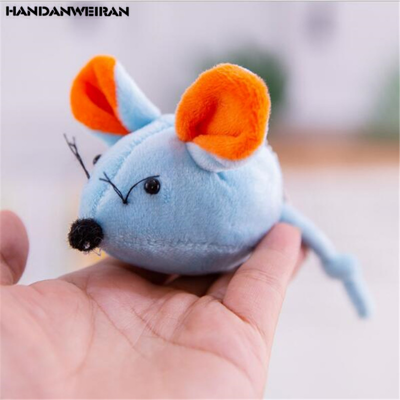 1Pcs 13CM New Holiday Gift Cute 2020 Rat Year Mascot Peaceful Rat Pendant Toy Christmas Gift For Girls&Boys&Childs HANDANWEIRAN