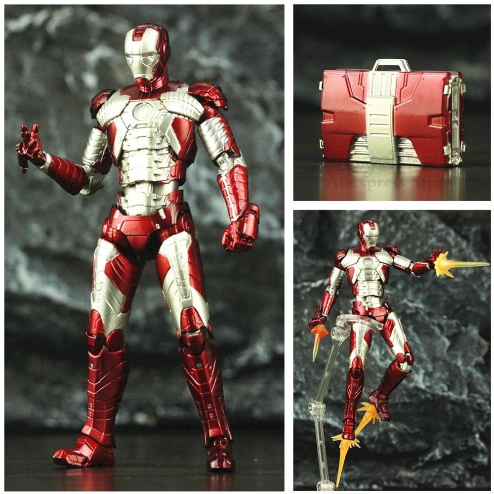 Marvel Iron Man 2 Movie MK5 MKV 6