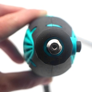 Image 4 - BDCAT 180W חשמלי מטחנות כלי מיני תרגיל ליטוש משתנה מהירות רוטרי כלי עם 207pcs כוח כלים Dremel אבזרים