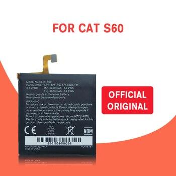 100% Original 4500mAh Battery Replacement for CAT S60  APP-12F-F57571-CGX-111 Batteries Bateria