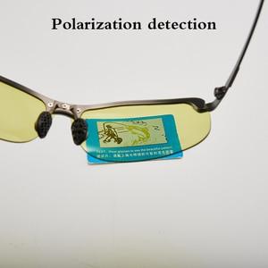 Image 4 - สีเปลี่ยนแว่นตาแสงอัตโนมัติAnti High Beamแว่นตากันแดดNightและวันแว่นตากันแดดผู้ชายขับรถ