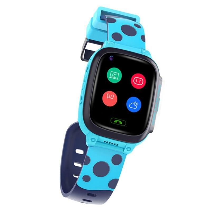 Y95 4G enfant montre intelligente téléphone GPS mignon étanche Wifi antil-perdu SIM localisation Tracker Smartwatch HD appel vidéo 1.3 M Pixels!